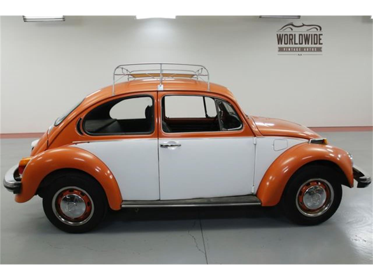 Large Picture of '74 Volkswagen Beetle located in Denver  Colorado - $6,900.00 - P1F5