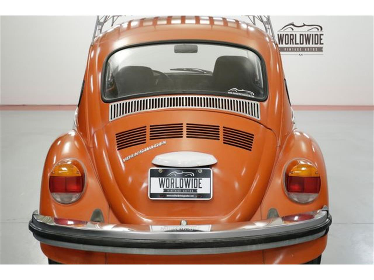 Large Picture of '74 Volkswagen Beetle located in Denver  Colorado Offered by Worldwide Vintage Autos - P1F5