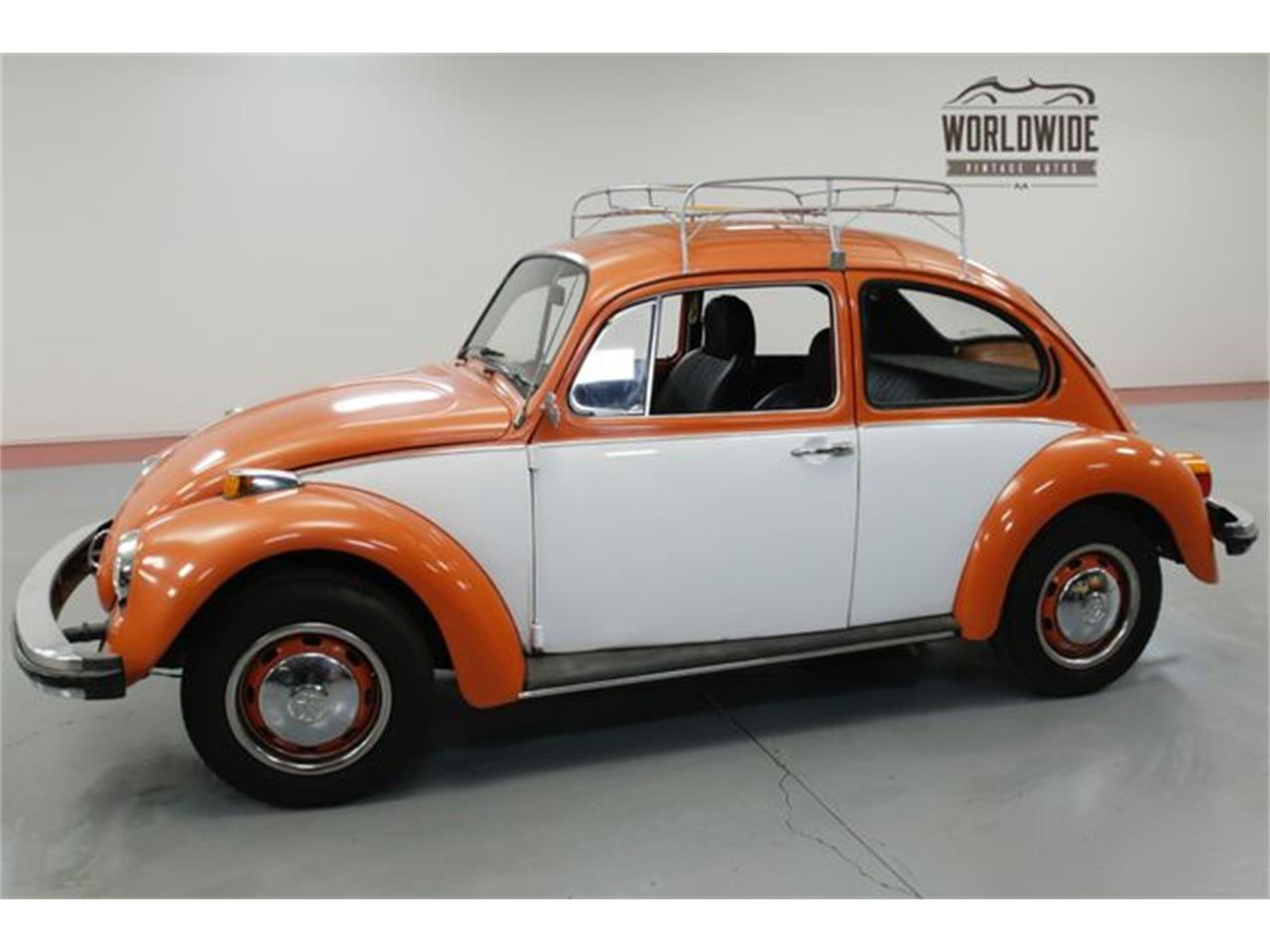 Large Picture of '74 Volkswagen Beetle Offered by Worldwide Vintage Autos - P1F5