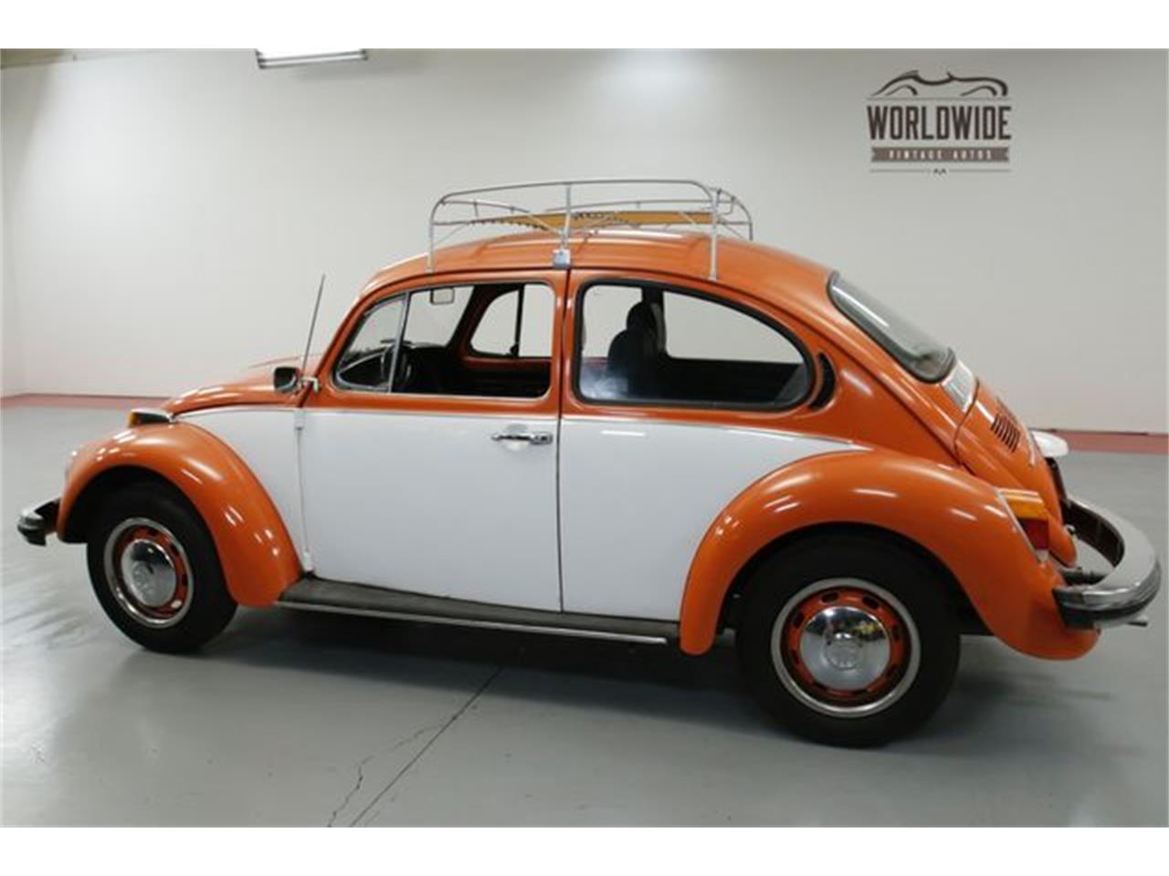 Large Picture of '74 Volkswagen Beetle located in Denver  Colorado - $6,900.00 Offered by Worldwide Vintage Autos - P1F5