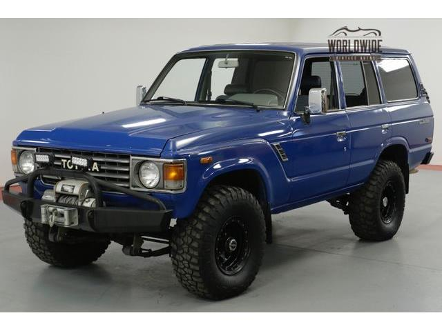 Picture of 1985 Toyota Land Cruiser FJ - $31,900.00 Offered by  - P1F9