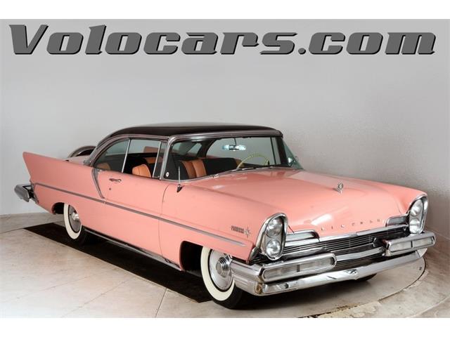 Picture of '57 Lincoln Premiere located in Volo Illinois - $29,998.00 - P1FD
