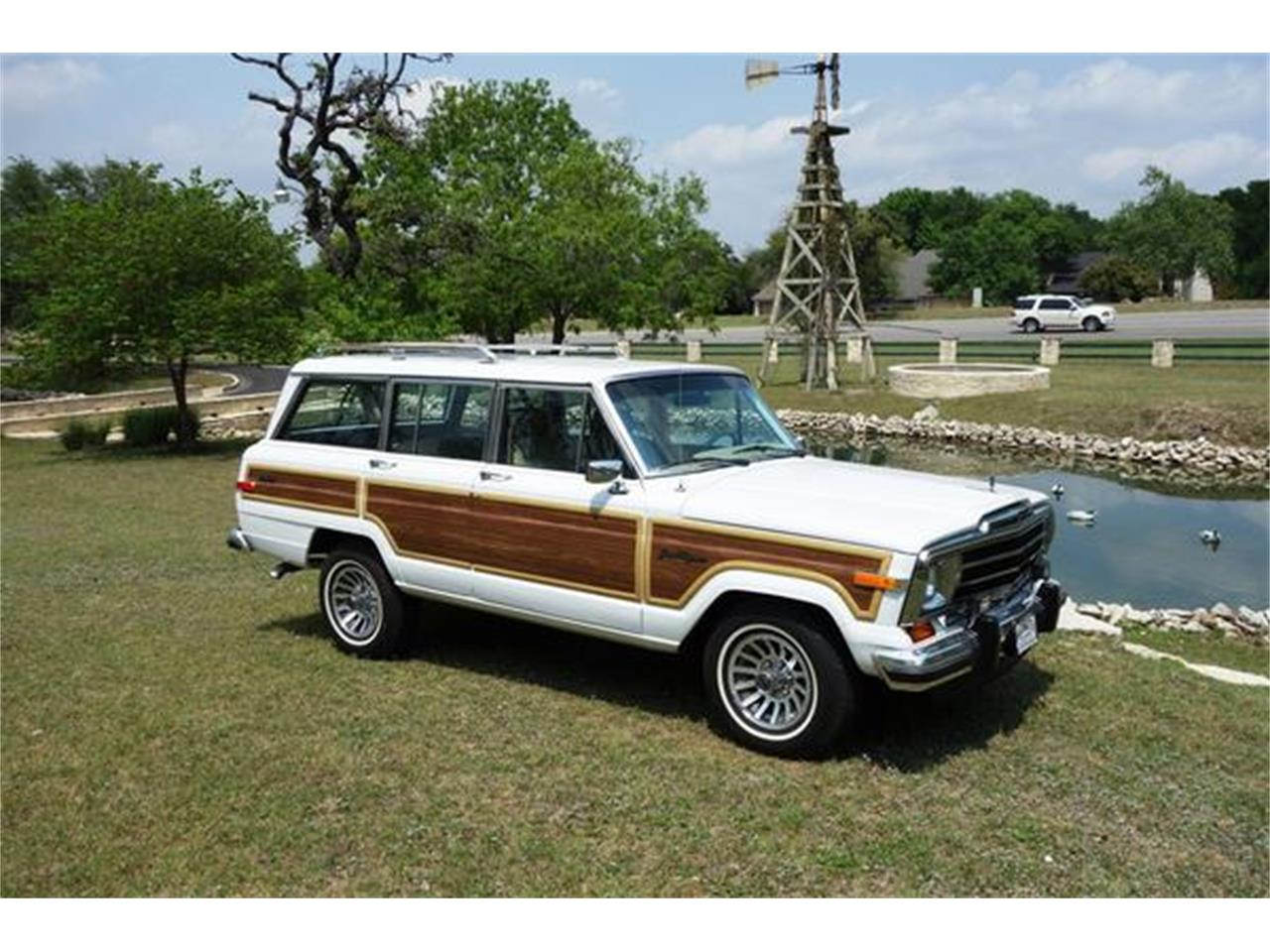 Large Picture of '91 Grand Wagoneer - P1FX