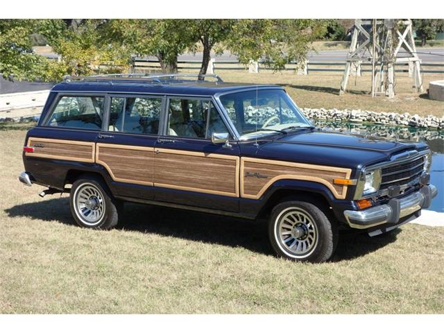 Picture of '90 Grand Wagoneer - P1G0