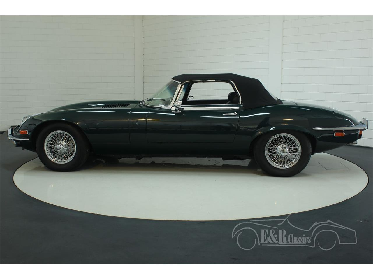 Large Picture of '73 E-Type - P1GA