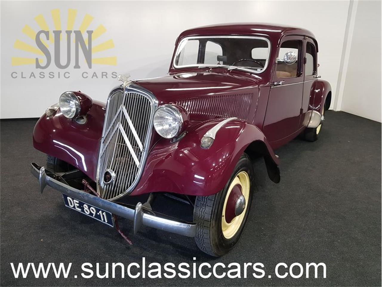 Large Picture of '55 Traction Avant - P1GD