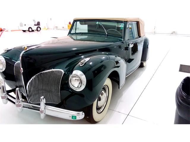 1941 Lincoln Continental V12