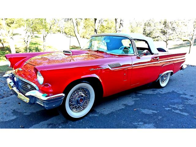 Picture of Classic 1957 Thunderbird located in Concord North Carolina Offered by  - P1GP