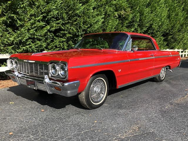 Picture of Classic '64 Impala SS Hardtop located in North Carolina Auction Vehicle Offered by  - P1GS