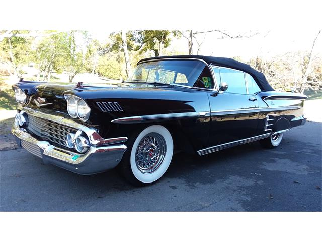 Picture of '58 Impala Convertible - P1GT