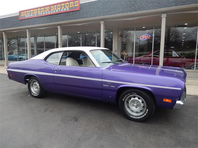 Picture of '70 Duster - P1GU