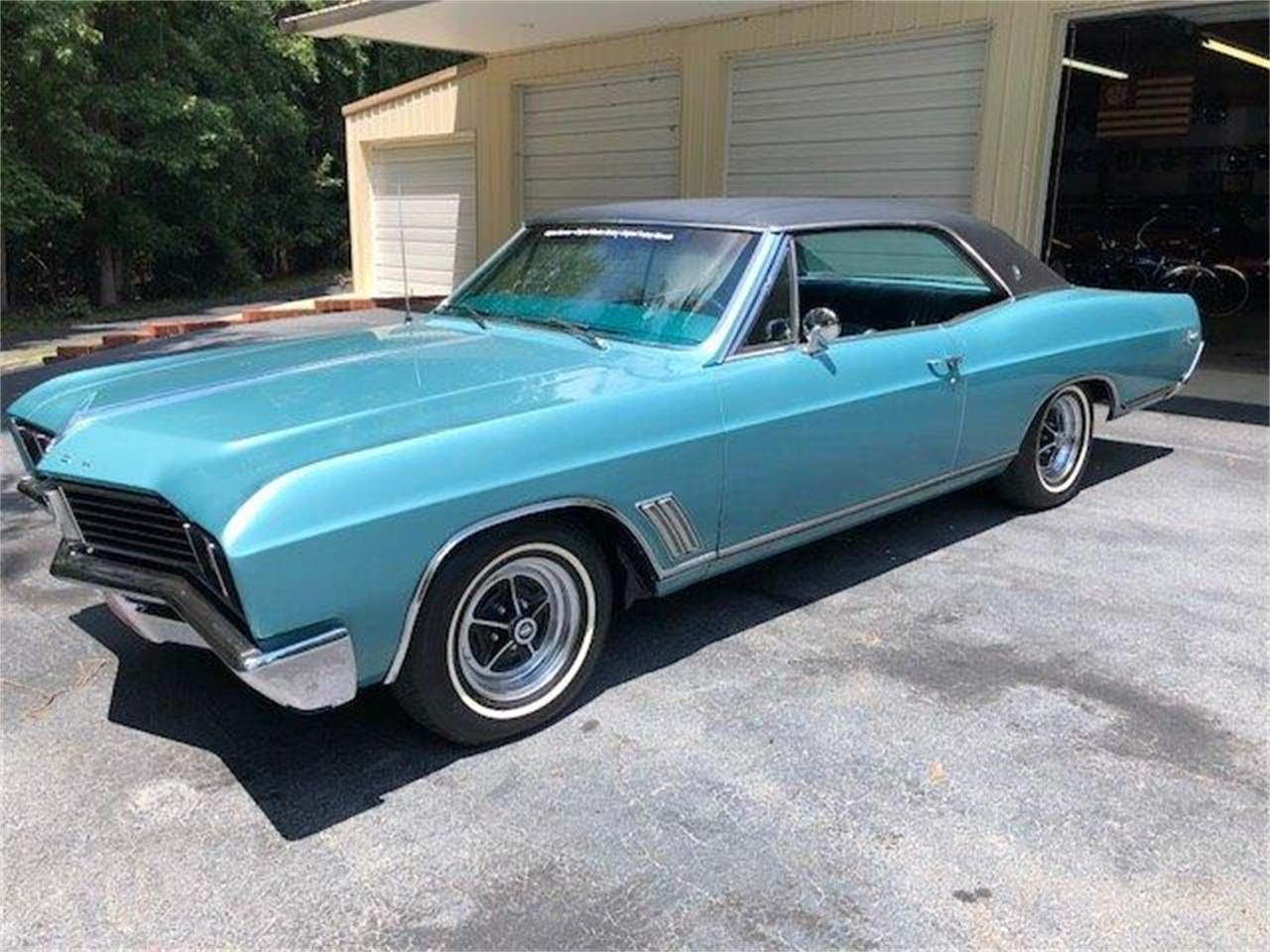 Large Picture of '67 Skylark Coupe - P1GV