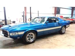 Picture of 1969 Shelby Mustang GT500 Fastback Offered by Tom Mack Auctions - P1GX