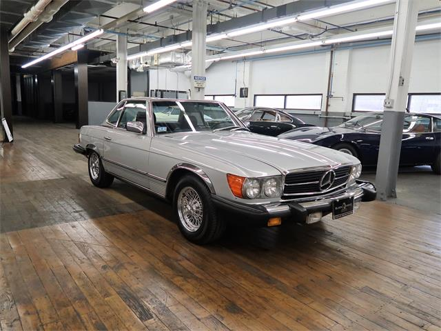 Picture of '85 380SL - P1GY