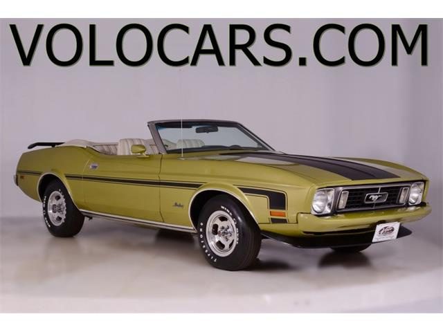 Picture of 1973 Ford Mustang located in Volo Illinois - $25,998.00 Offered by  - OVPB