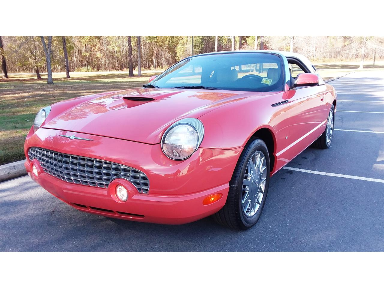 Large Picture of '03 Thunderbird 007 Edition - P1H6