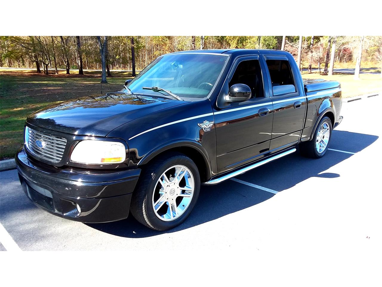 Large Picture of '03 Harley-Davidson F-150 - P1H7