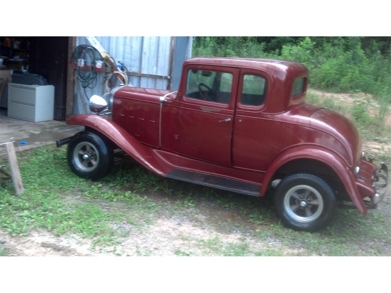 For Sale: 1932 Chevrolet 5-Window Coupe in Athens, Tennessee