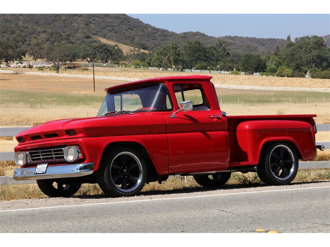 Large Picture of '62 C10 Short Bed - P1HF