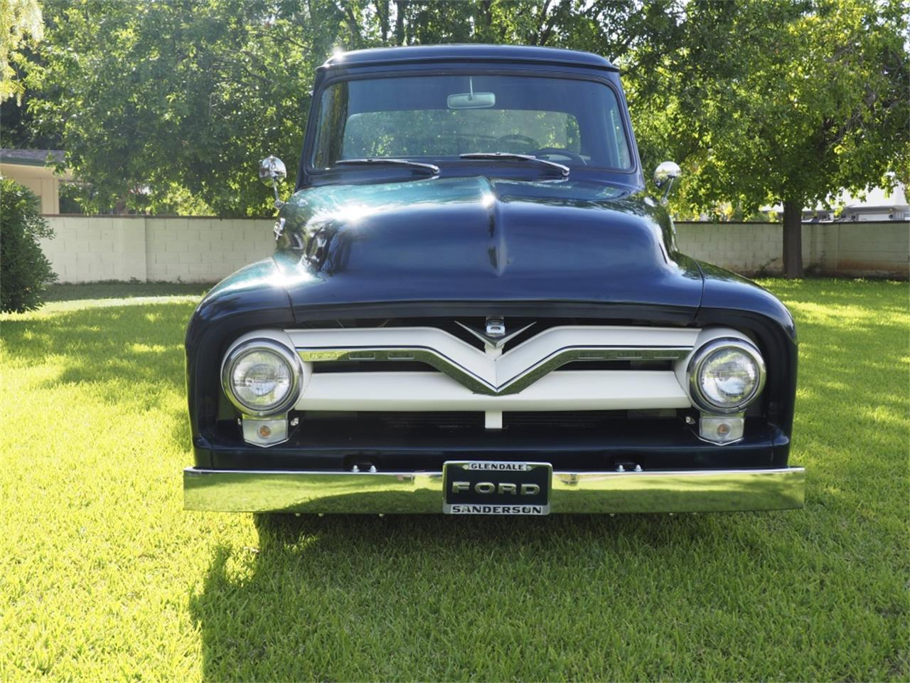Large Picture of '55 F100 - P1HJ
