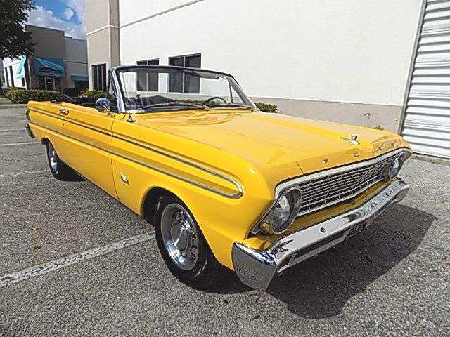 Picture of 1964 Ford Falcon Futura located in pompano beach Florida Offered by  - P1HK