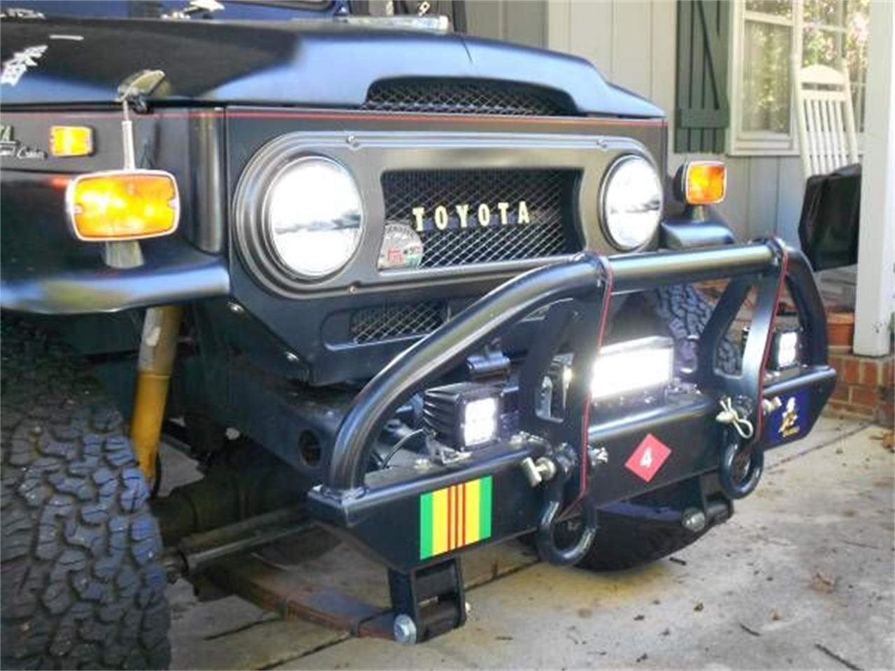 Large Picture of '70 Land Cruiser FJ40 - OVPD