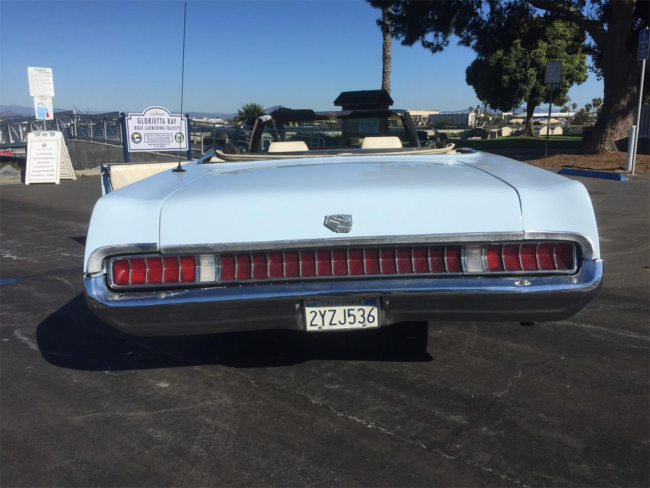 Large Picture of Classic '69 Mercury Marquis - $12,000.00 Offered by a Private Seller - P1HS