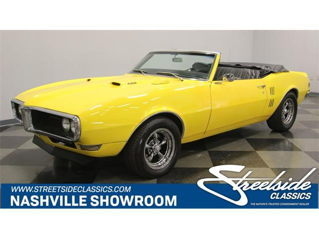 Picture of '68 Firebird - P1HW