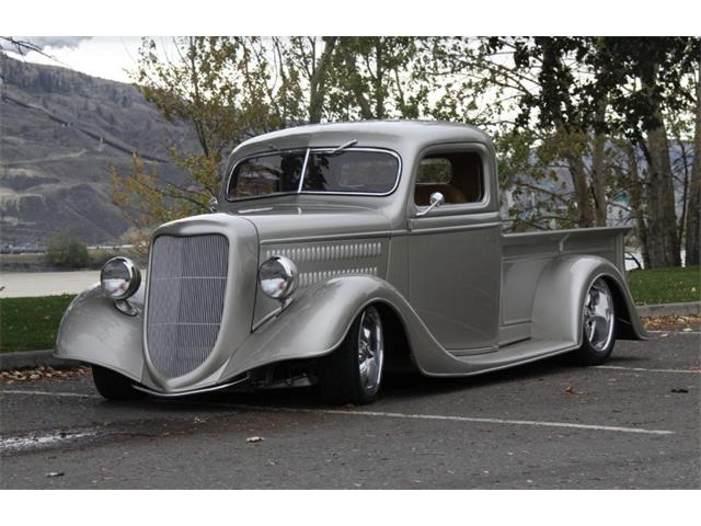 Picture of Classic 1937 Pickup located in British Columbia - P1HZ