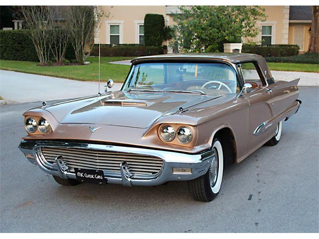 Picture of '59 Thunderbird - P1I0