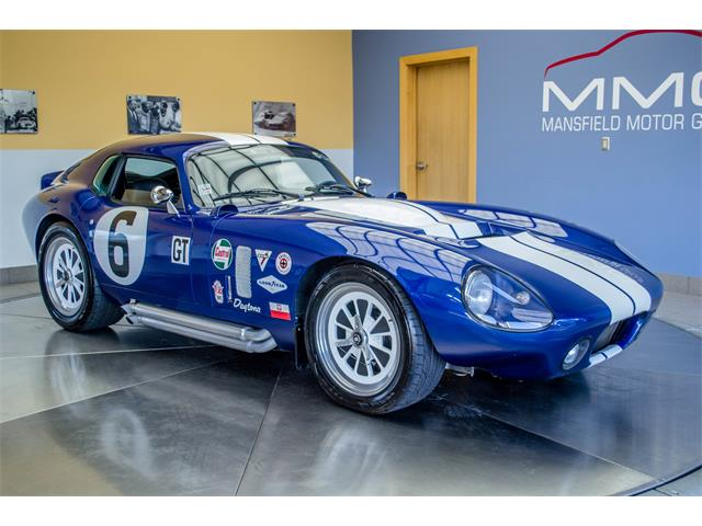 Picture of Classic '65 Superformance Daytona located in Ohio - $119,000.00 Offered by  - P1I2