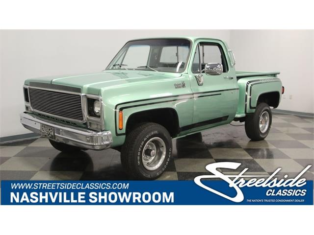 Picture of '79 C10 located in Lavergne Tennessee - P1I4