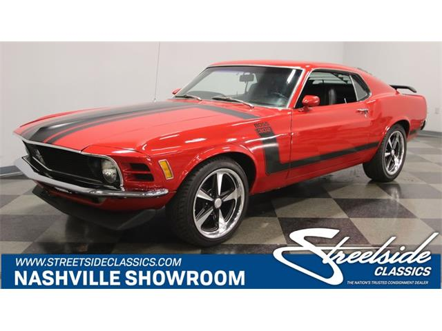 Picture of '70 Mustang - P1I5