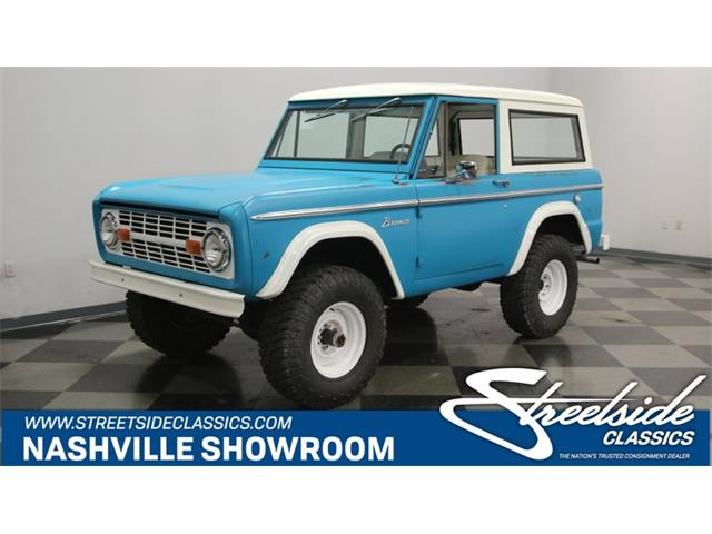 Picture of '72 Bronco - P1I6