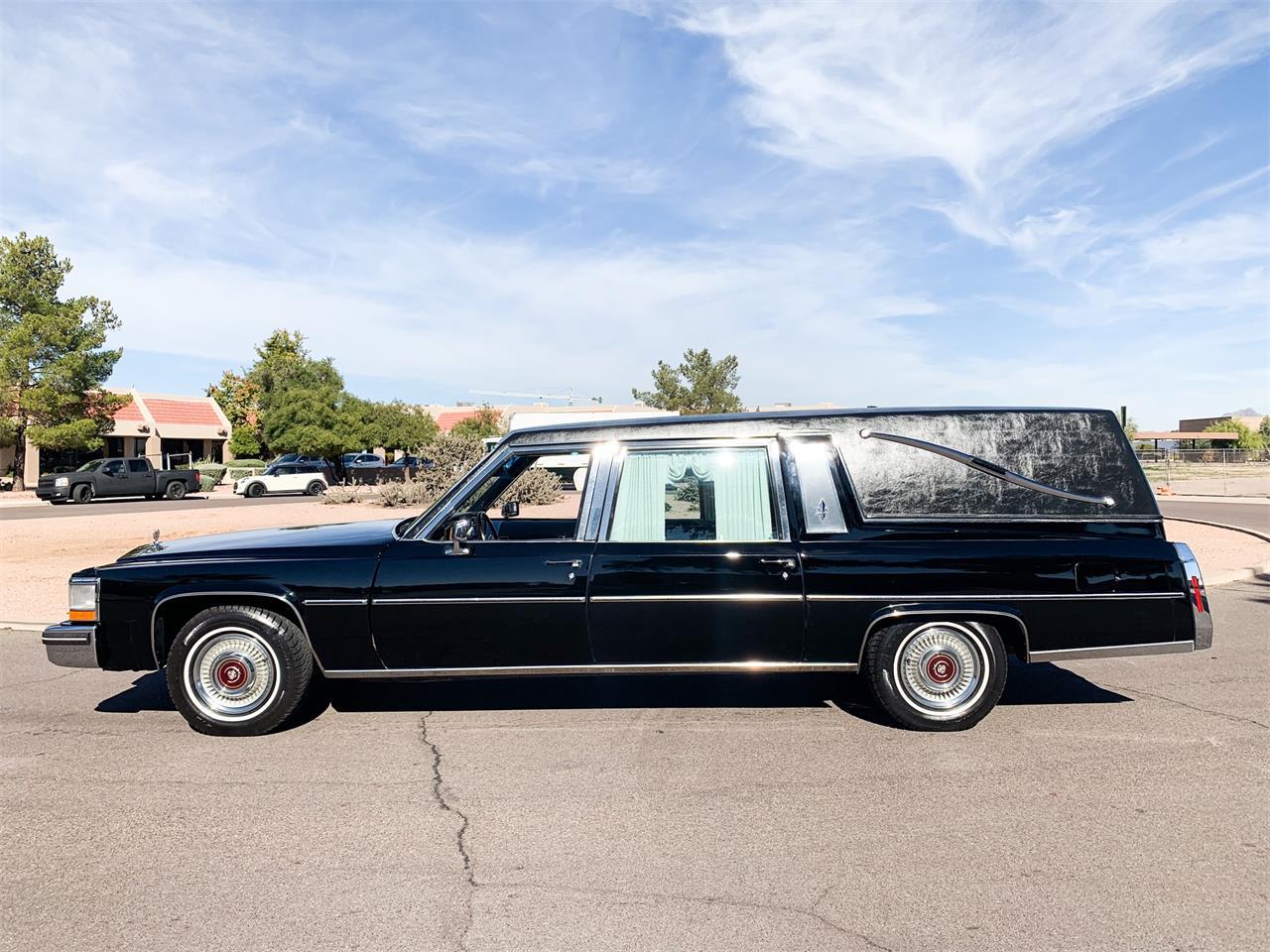 For Sale: 1980 Cadillac Hearse in Scottsdale, Arizona