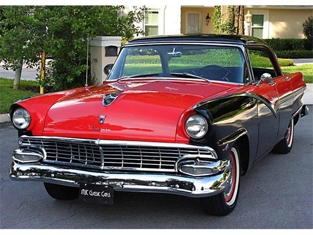 Picture of Classic '56 Ford Victoria located in Florida Offered by  - P1IB