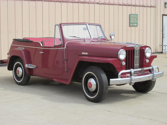 Picture of '49 Jeepster - P1IF