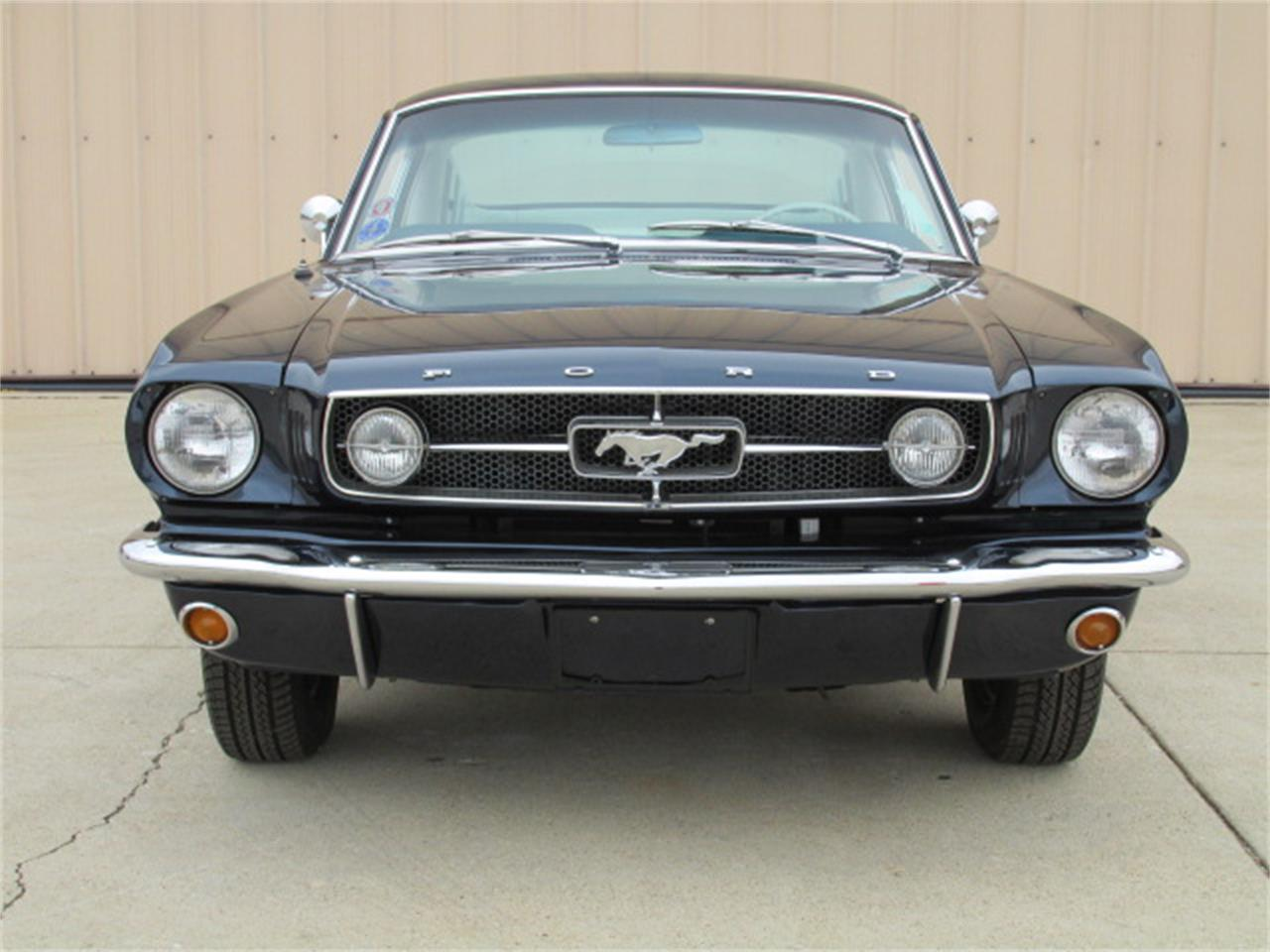 Large Picture of '65 Ford Mustang located in Illinois - $48,000.00 - P1IH