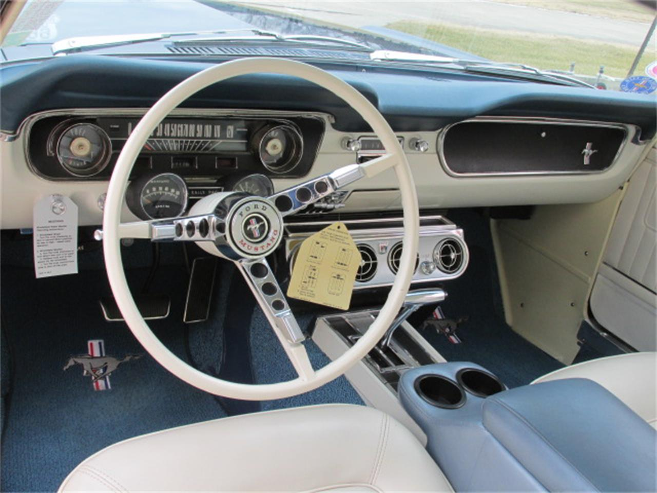 Large Picture of '65 Ford Mustang - $48,000.00 Offered by a Private Seller - P1IH