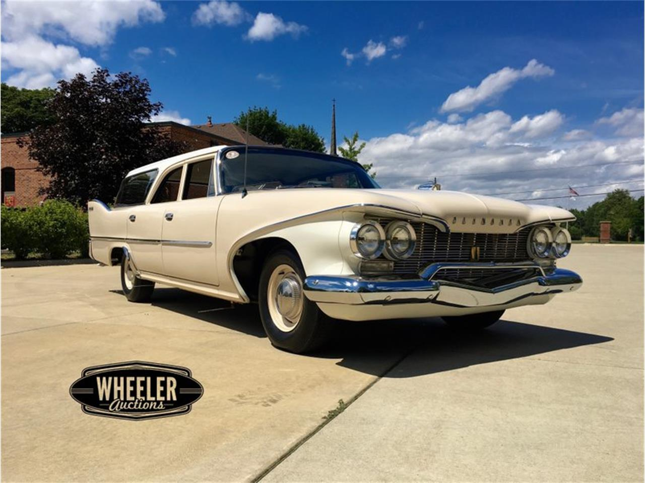 Large Picture of Classic '60 Suburban Auction Vehicle - P1IS