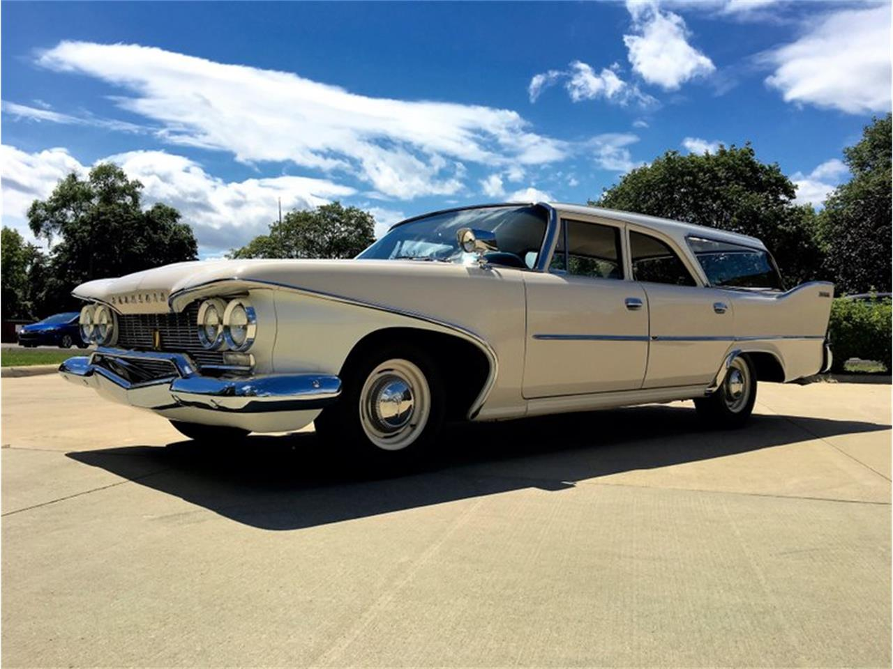 Large Picture of '60 Plymouth Suburban Auction Vehicle Offered by Wheeler Auctions - P1IS