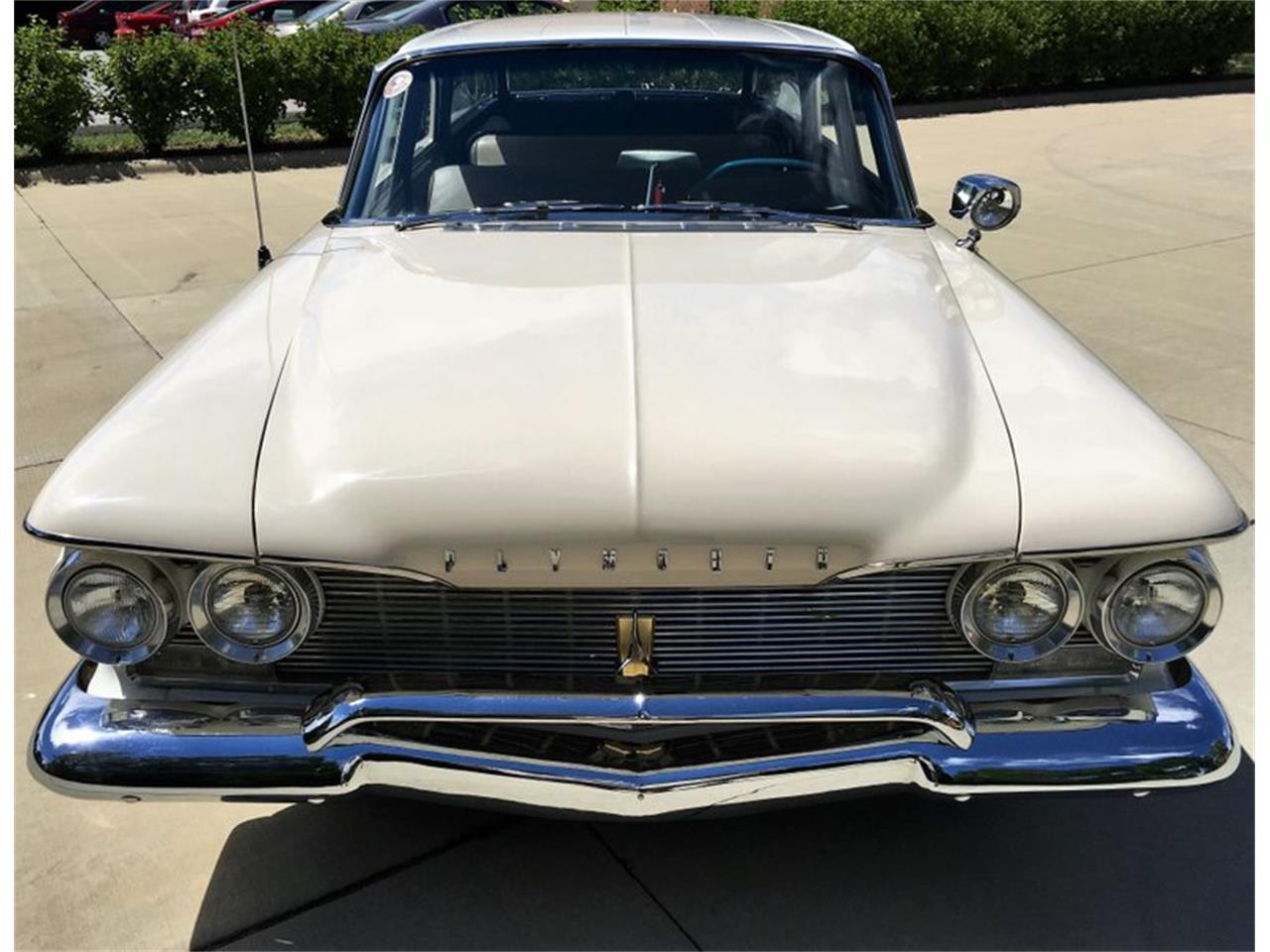 Large Picture of 1960 Plymouth Suburban Auction Vehicle - P1IS
