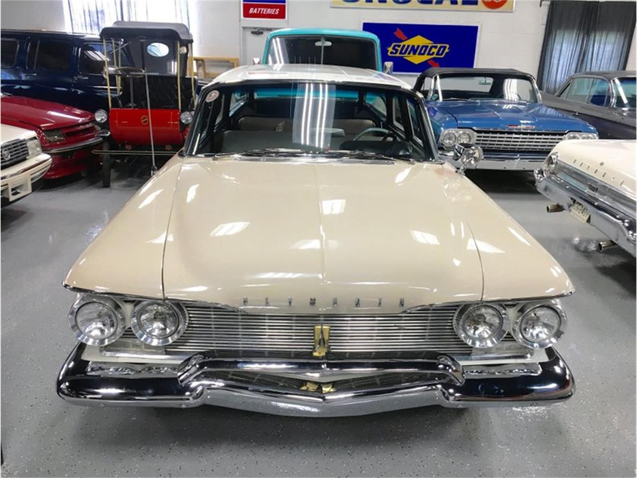Large Picture of 1960 Suburban Offered by Wheeler Auctions - P1IS