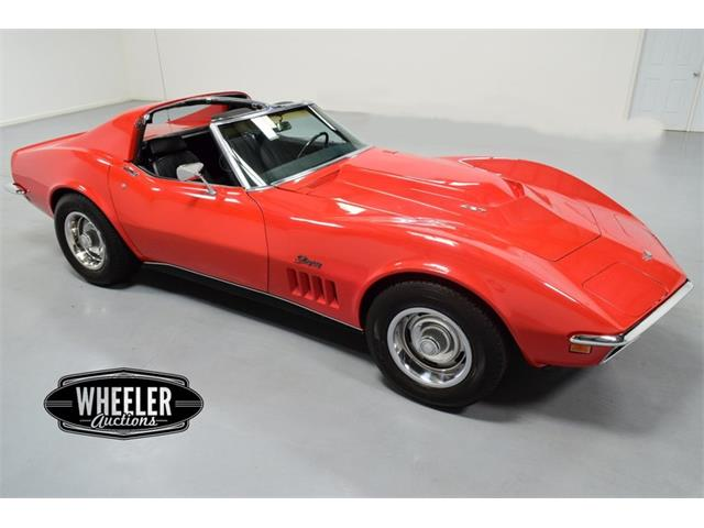 Picture of '69 Corvette - P1IV