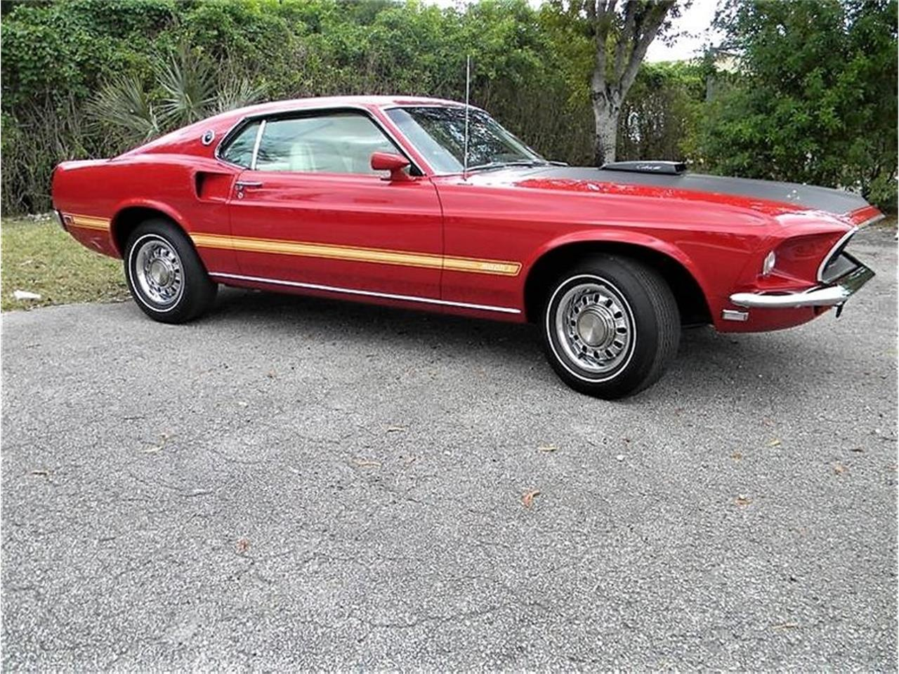 Large Picture of '69 Mustang - P1JD
