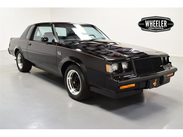 Picture of '87 Grand National - P1JG