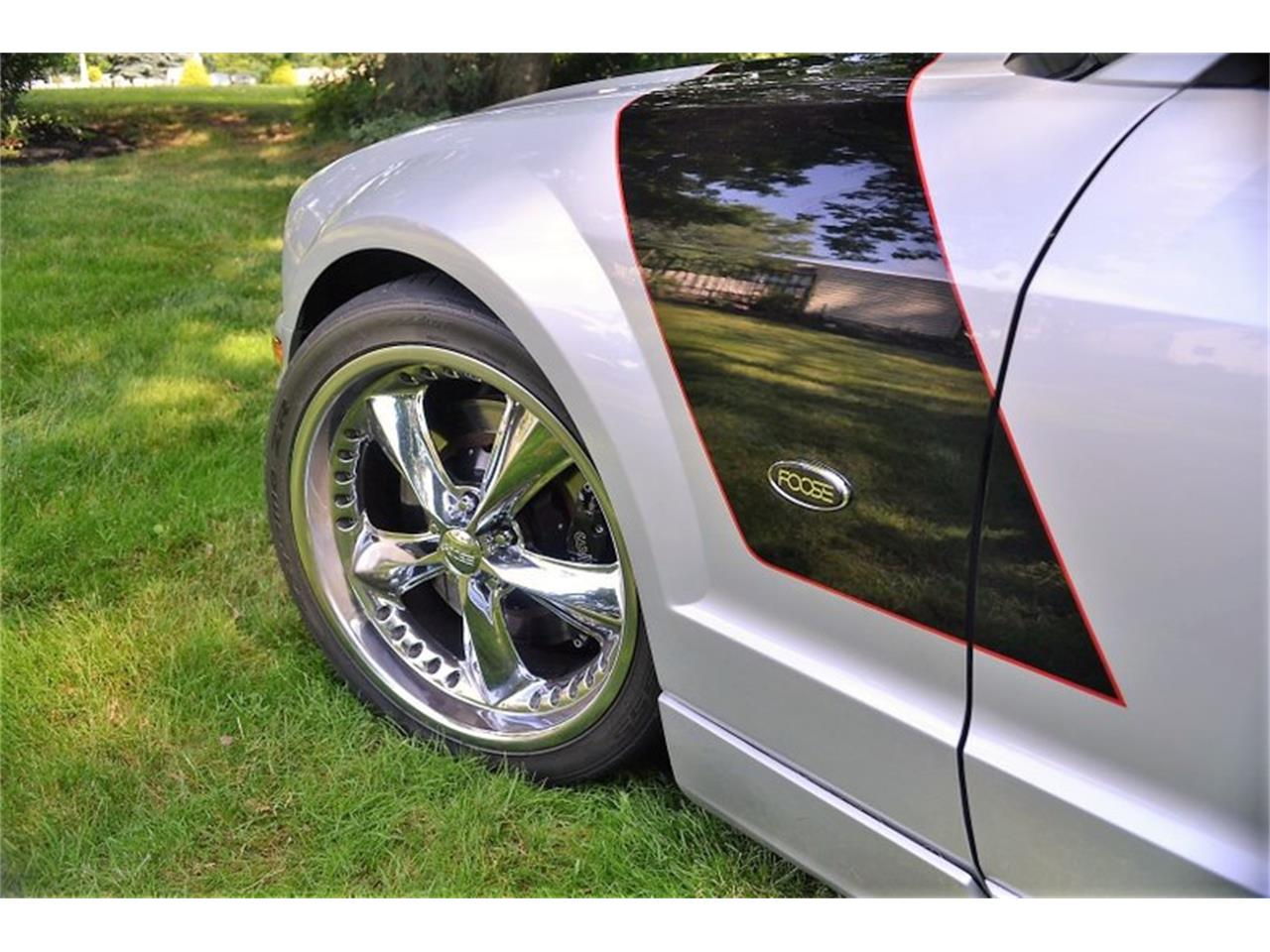 Large Picture of '07 Mustang - P1JO