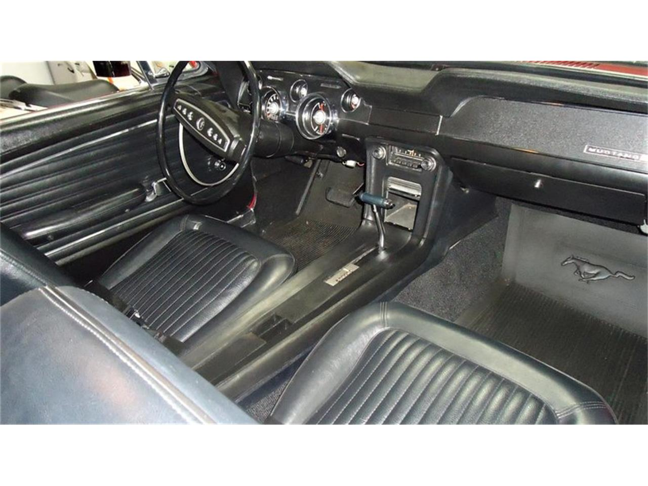 Large Picture of '68 Mustang - P1JY