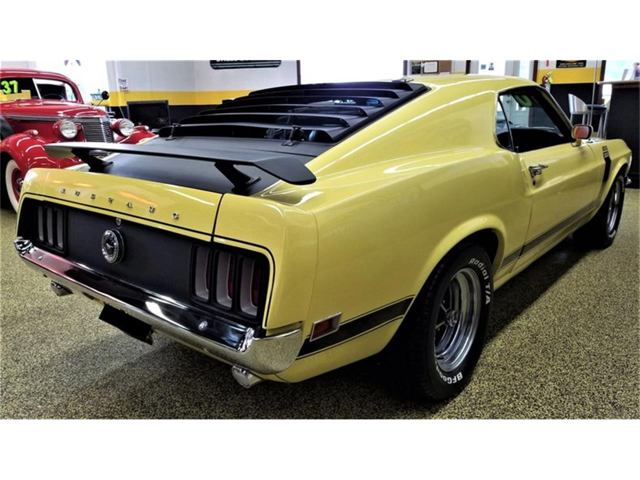 Large Picture of '70 Mustang - P1KY