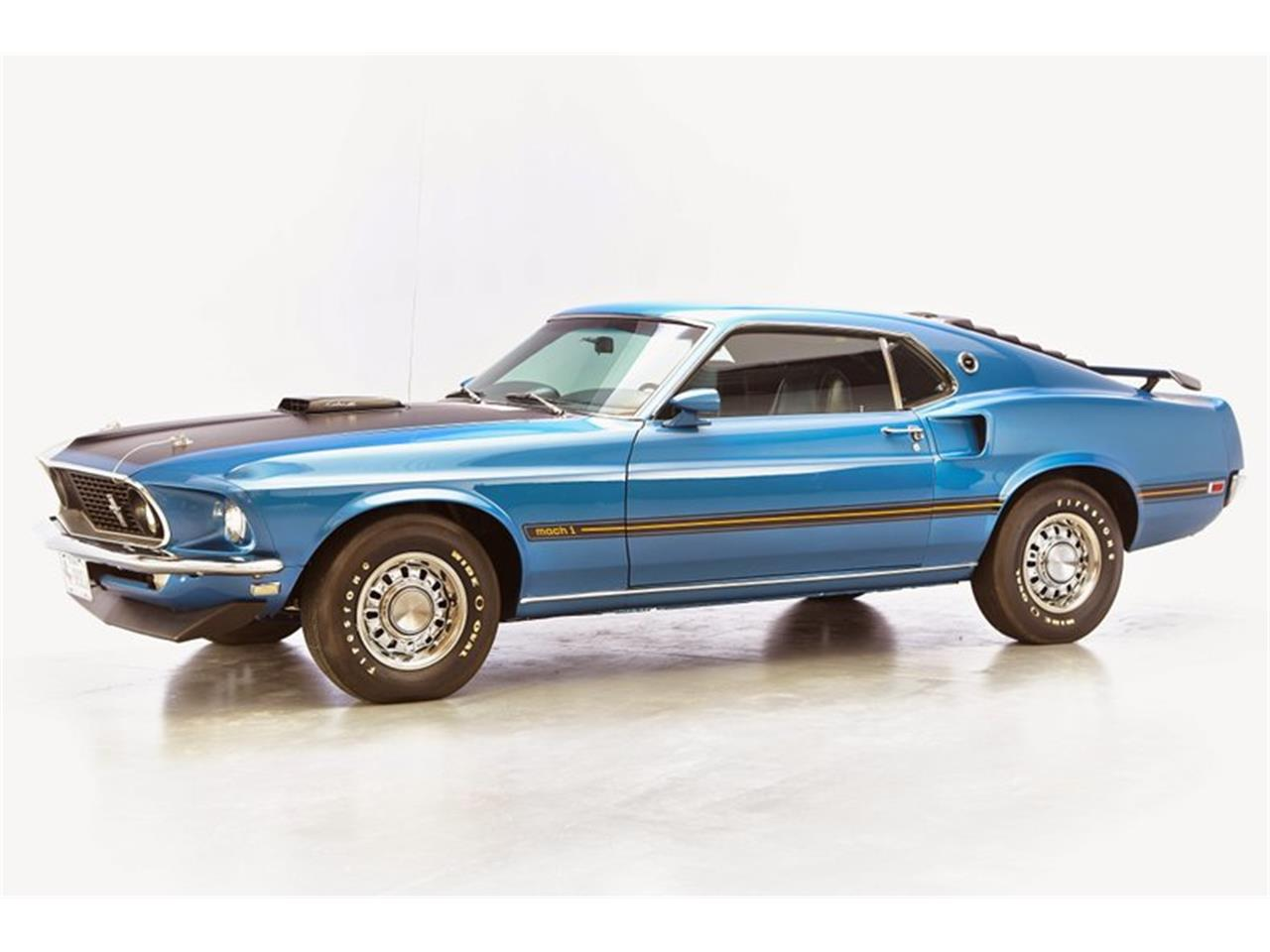 Large Picture of '69 Mustang - P1L5